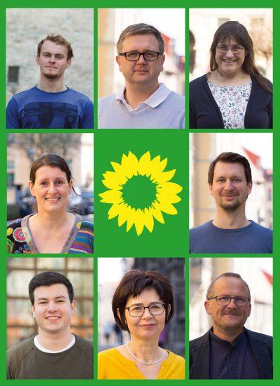 Kandidaten Stadtrat 2019