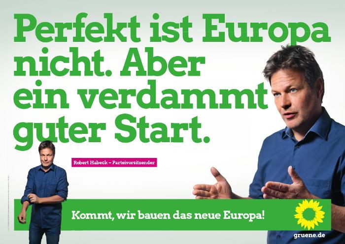 Europawahl 2019 Robert Habeck