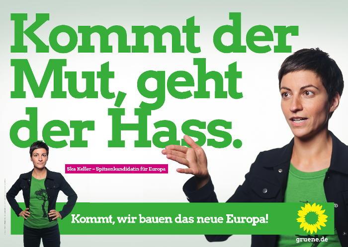 Europawahl 2019 Ska Keller