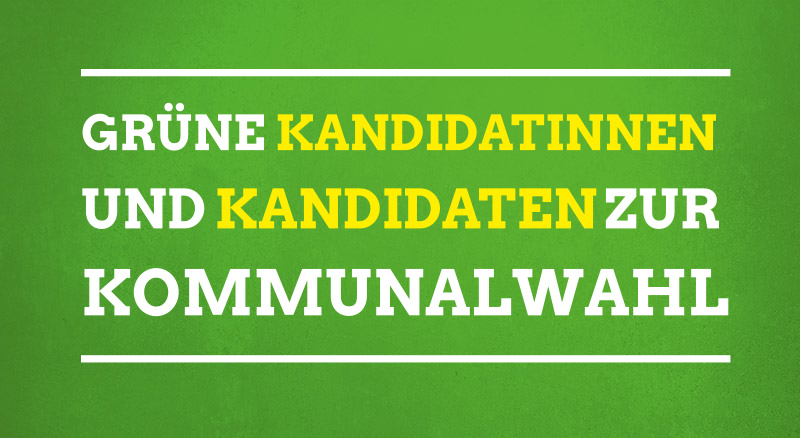 Kandidatinnen & Kandidaten