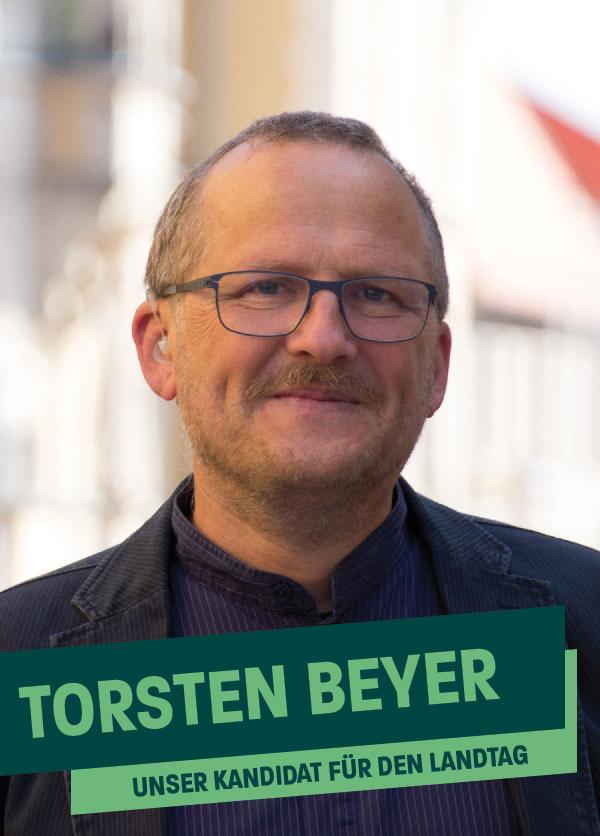 Torsten Beyer - Direktkandidat für den Landtag